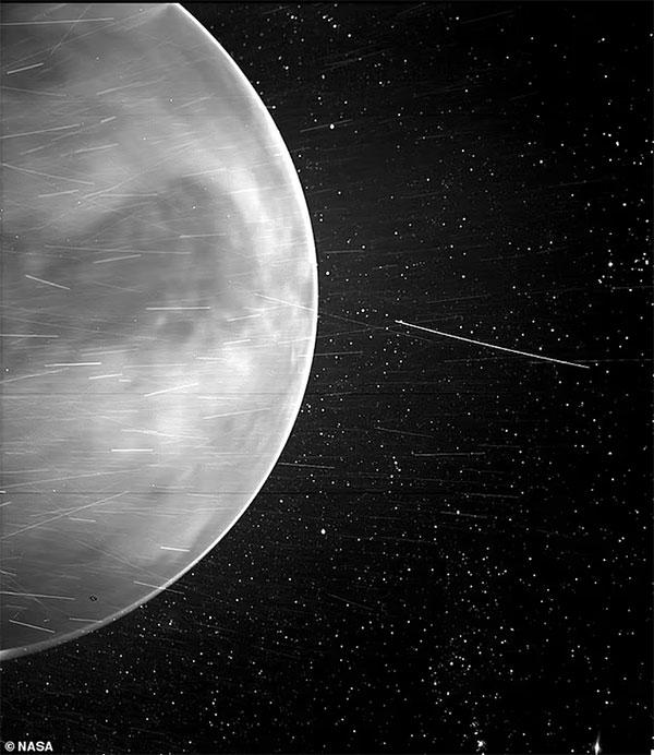 Sao Kim phát tín hiệu âm thanh rùng rợn đến tàu vũ trụ NASA