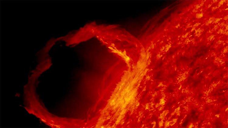 Sao Kim, Trái đất và sao Mộc hợp lực gây bão Mặt trời?