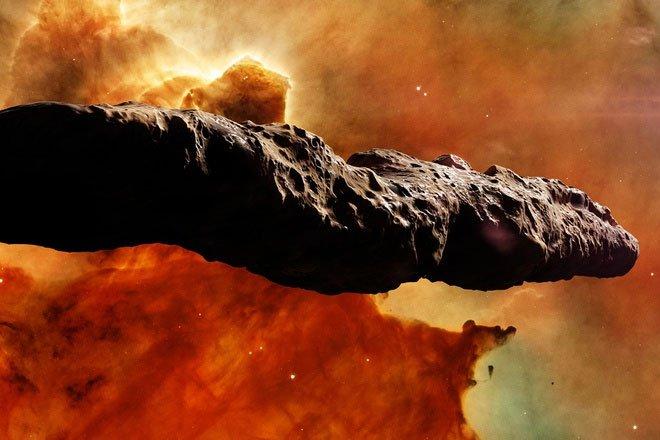 Sau báo cáo về UFO, giáo sư Harvard nghi ngờ vật thể Oumuamua