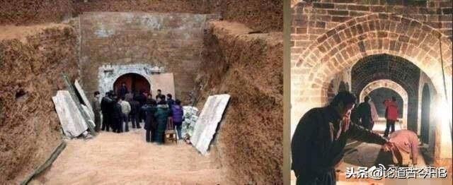 Sau khi thâm nhập, chuyên gia đã hiểu tại sao lăng mộ cổ bị đánh bom 7 lần vẫn nguyên vẹn