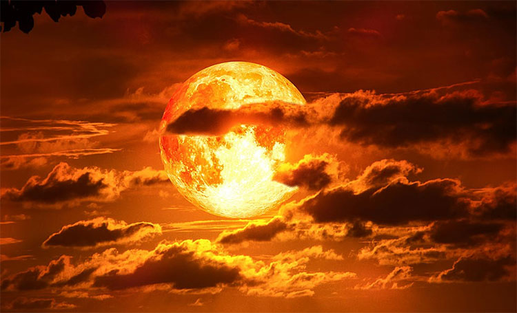 Sẽ có một Siêu trăng máu xuất hiện ngay tháng 1/2019 sắp tới