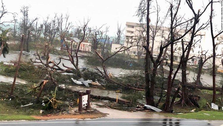 Siêu bão mạnh kinh hồn ngang ngửa Haiyan tiến về châu Á