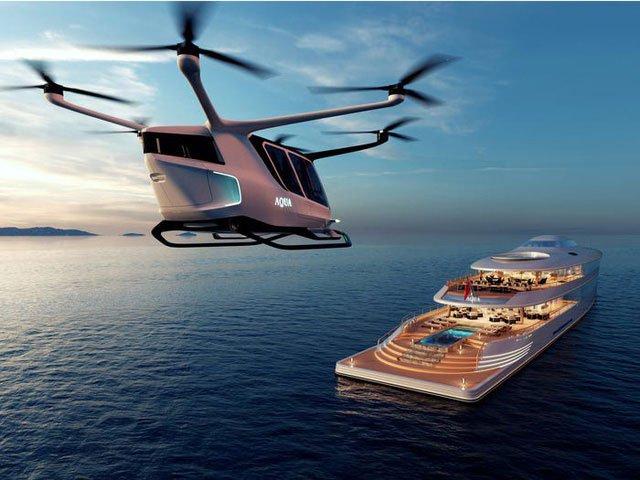 Siêu du thuyền chạy bằng hydro đầu tiên trên thế giới có gì đặc biệt?