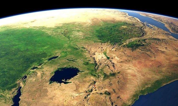 Siêu lục địa mới sẽ hình thành sau hàng trăm triệu năm nữa