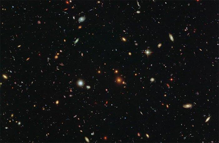 Siêu máy tính có thể tạo ra hàng triệu vũ trụ ảo