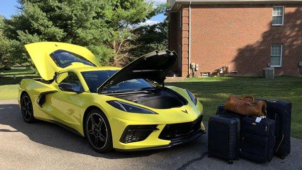 Siêu xe giá rẻ của Mỹ Chevrolet Corvette dùng chung động cơ VinFast President - Tăng tốc 0-100km trong 2,9 giây, vận tốc tối đa trên 300km