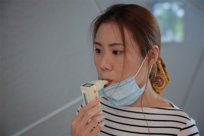 Singapore sớm triển khai máy thở phát hiện Covid-19 chỉ trong... 2 phút