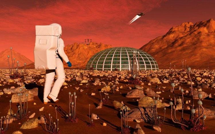 Sinh con trên sao Hỏa dẫn tới những hậu quả khủng khiếp như thế nào?