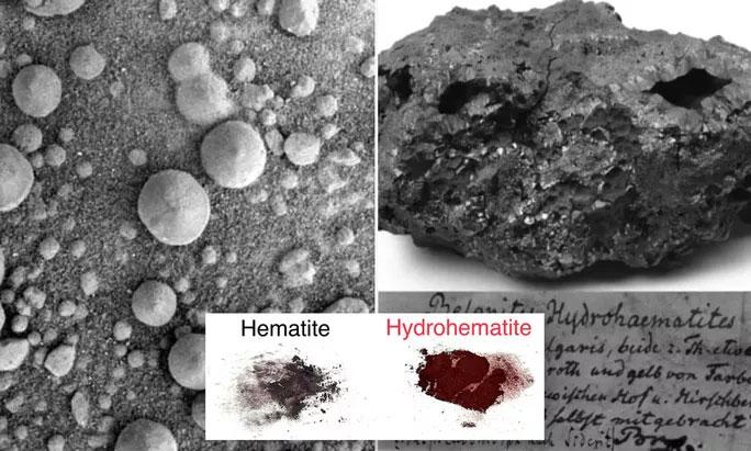 Sinh vật sao Hỏa là thứ đã xuất hiện ở Trái đất hồi thế kỷ 19?