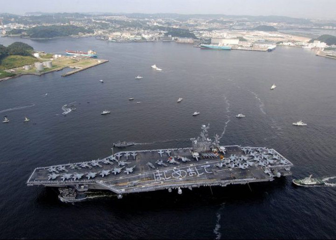 Sơ lược lịch sử phát triển tàu sân bay hạt nhân - những cỗ máy được ví là thành phố nổi khổng lồ trên biển