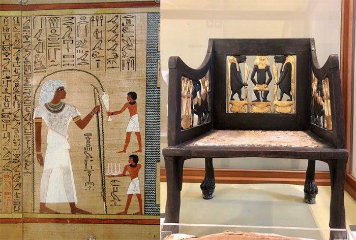 Sốc với lăng mộ chứa đầy báu vật cổ xưa của cặp vợ chồng đến chết cũng không chia lìa
