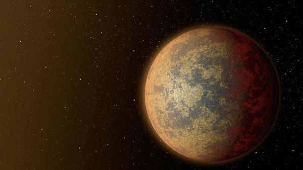 Soi hành tinh chứa đầy đá quý, kim loại hiếm đáng ao ước