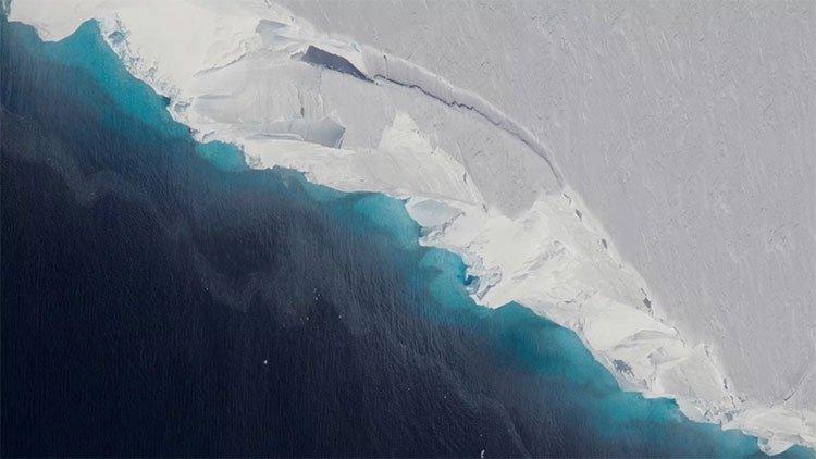 Sông băng nguy hiểm nhất thế giới sắp tan chảy, gây thảm họa với Trái đất?