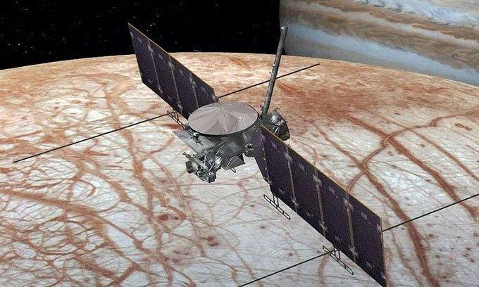 SpaceX có thể đưa tàu vũ trụ NASA tới sao Mộc