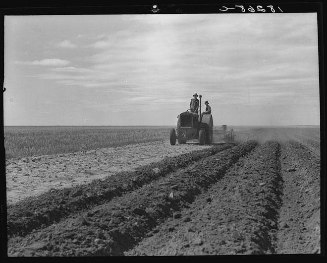 Sự kiện Dust Bowl: Cơn bão đen kéo dài 10 năm trên khắp Bắc Mỹ