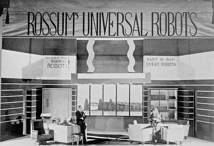 Sự thât bạn chưa biết: Từ Robot đã có 100 năm tuổi