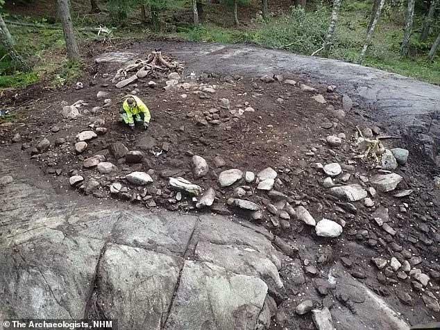 Sự thật đằng sau của quý 3000 năm tuổi được phát hiện bởi các nhà khảo cổ Thụy Điển