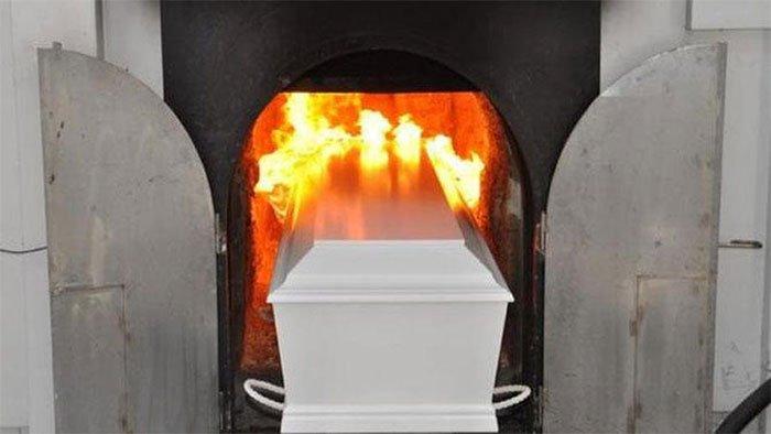 Sự thật về những tiếng khóc của người chết phát ra từ lò hỏa thiêu: Không phải tâm linh!