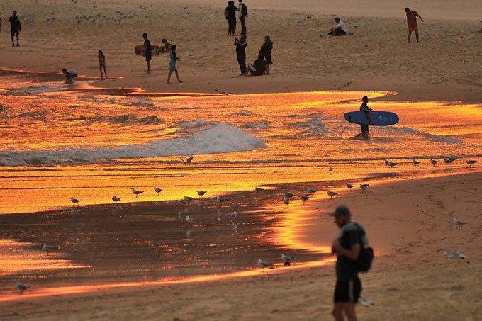 Sydney ghi nhận đêm nóng kỷ lục trong tháng 11