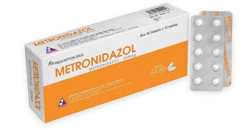Tác dụng và hướng dẫn về cách dùng thuốc Metronidazol an toàn