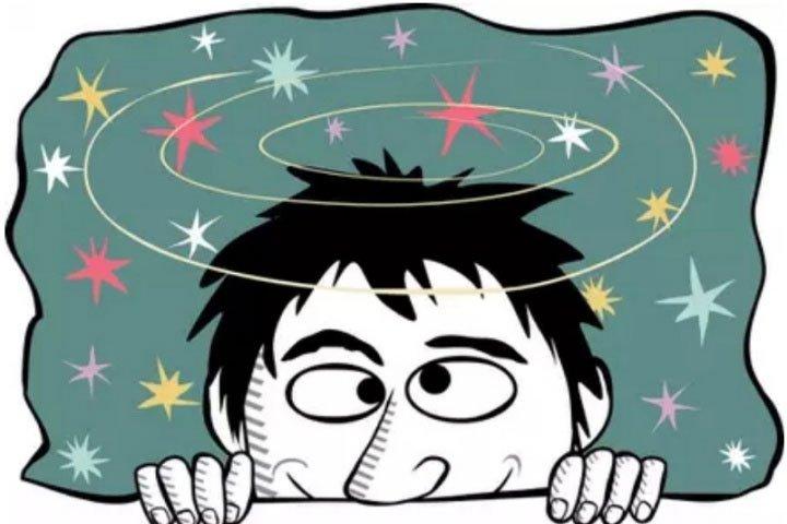 Tại sao bạn lại thấy sao bay vèo vèo mỗi khi đụng đầu thật mạnh vào đâu đó?