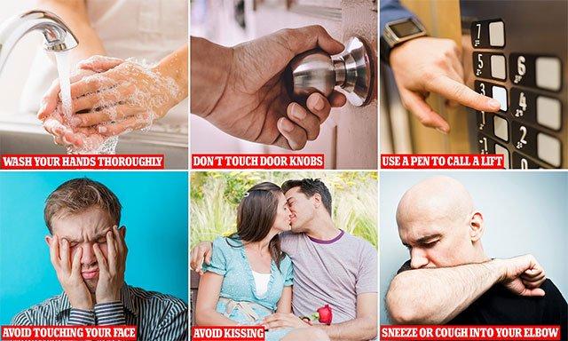 Tại sao chạm tay lên mặt là cách dễ nhất để tự biến mình thành nạn nhân của virus?