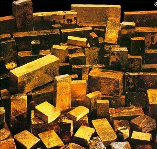 Tại sao có 1600 tấn vàng chìm dưới đáy hồ Baikal mà không ai trục vớt?