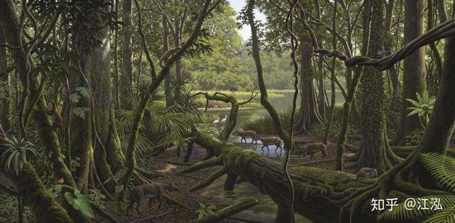 Tại sao không có động vật có vú khổng lồ trong kỷ nguyên khủng long?