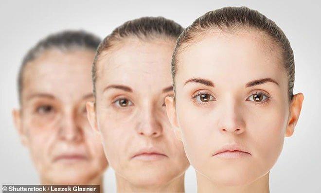 Tại sao khuôn mặt trở nên kém cân đối khi con người già đi?