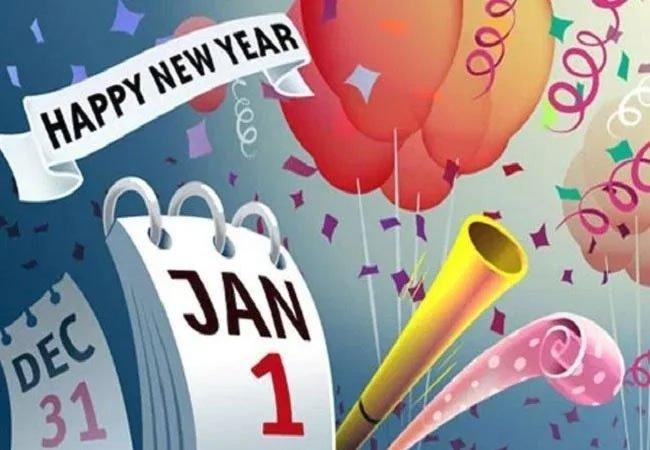 Tại sao năm mới bắt đầu từ ngày 1 tháng 1?