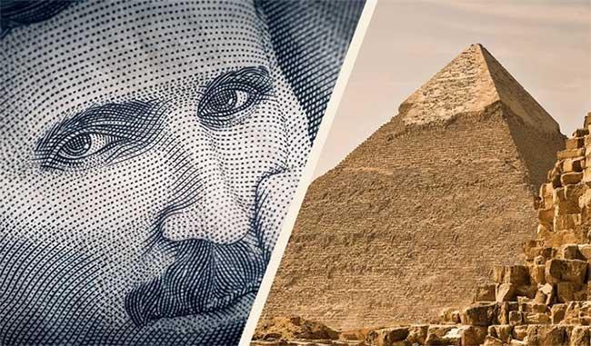 Tại sao Nikola Tesla bị ám ảnh bởi kim tự tháp Ai Cập?