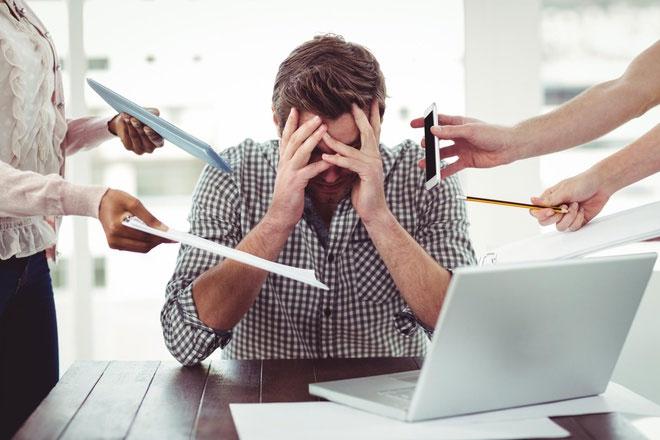 Tại sao stress gây khó tăng cơ?