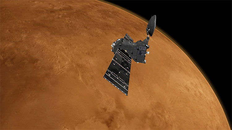 Tại sao việc tìm kiếm khí methane trên sao Hỏa lại quan trọng?