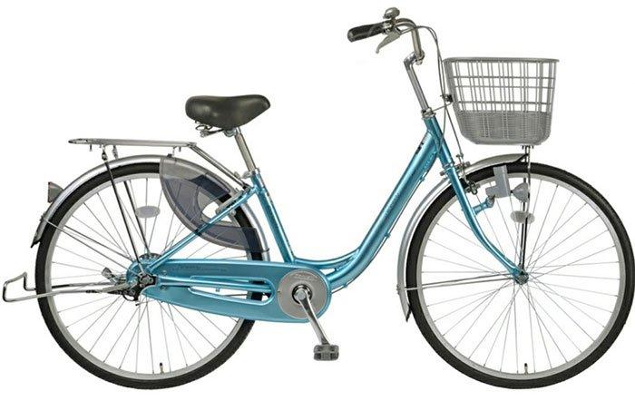Tại sao xe đạp nam có thanh ngang, xe nữ lại không?