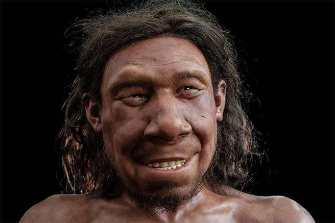 Tái sinh ông tổ khác loài của nhiều người châu Âu