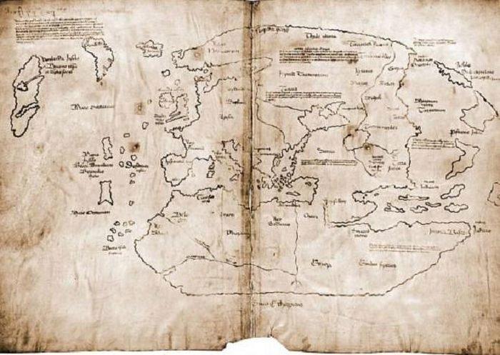 Tấm bản đồ lừa cả thế giới của gã đại bịp thế kỷ 20