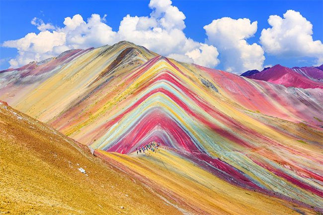 Tan chảy với những nơi rực rỡ sắc màu nhất Trái Đất