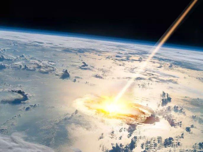 Tàn tích thiên thạch 3 tỉ tấn rơi xuống Trái đất