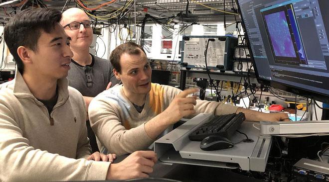 Tạo ra được trạng thái lượng tử trong đồ điện gia dụng, làm tiền đề xây dựng Internet lượng tử