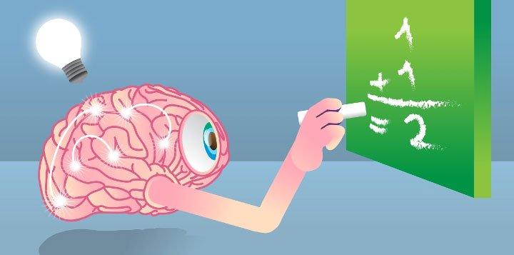 Tất cả chúng ta đều được sinh ra với bộ não của nhà toán học, dù bạn có nhận ra hay không
