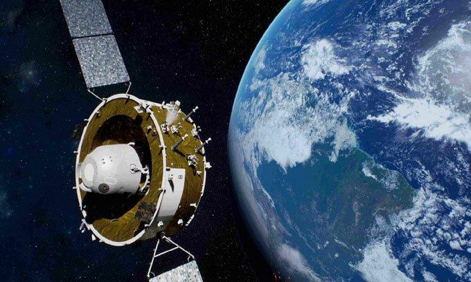 Tàu Hằng Nga-5 bắt đầu nhiệm vụ không gian mới