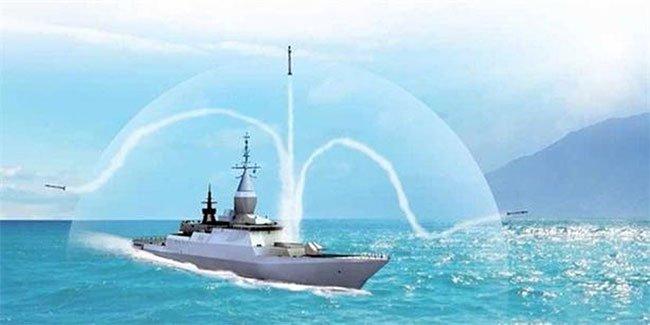 Tàu hộ vệ hạng nhẹ của hải quân Israel được trang bị những vũ khí tối tân nào?