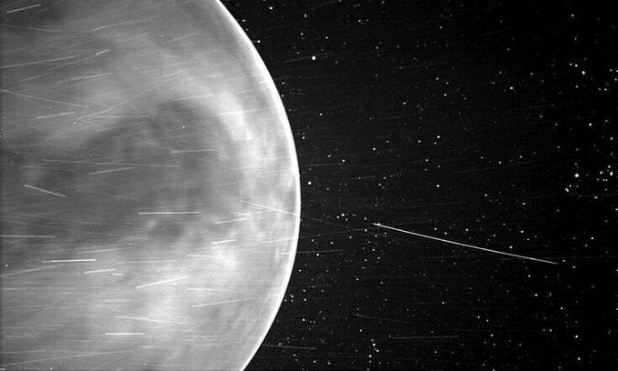 Tàu NASA chụp ảnh sao Kim từ khoảng cách 12.380km