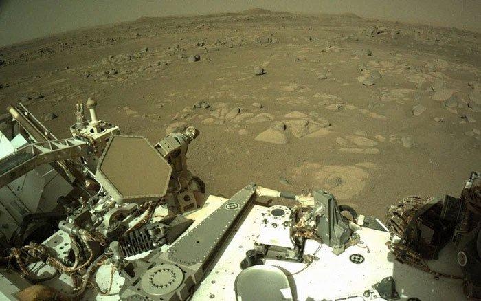 Tàu thám hiểm của NASA lần đầu tiên tạo ra oxy trên sao Hỏa