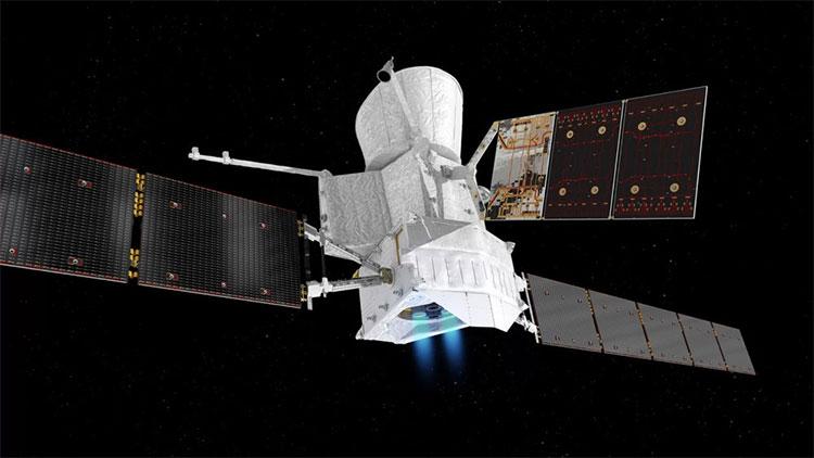 Tàu vũ trụ chạy bằng năng lượng ion sắp lên đường tới sao Thủy