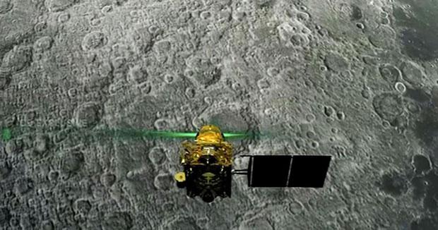 Tàu vũ trụ của Ấn Độ chết thảm trên Mặt trăng, nhưng xác tàu ở đâu cũng không ai biết