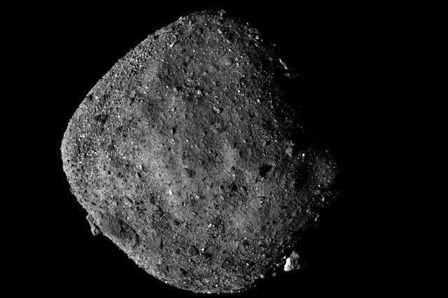 Tàu vũ trụ của NASA đã đổ bộ xuống tiểu hành tinh Bennu