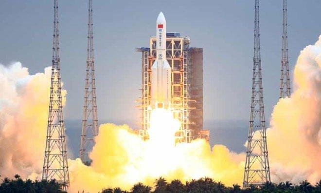 Tên lửa Trung Quốc rơi gần Maldives