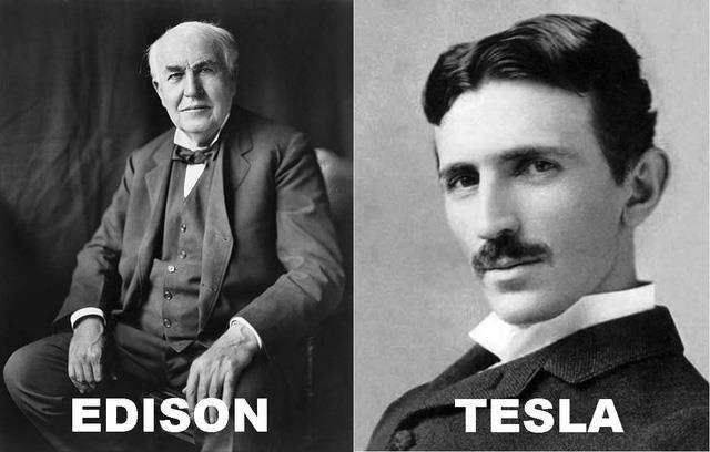 Tesla vs Edison và những cuộc đối đầu định hình lịch sử khoa học