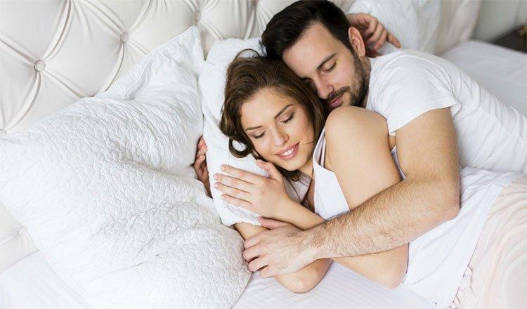 Thần dược điều chế từ hormone khi âu yếm